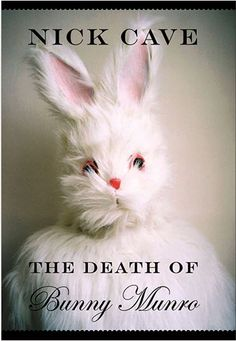 The Death of Bunny Munro - I have to say it's surprisingly easy to read as long as you don't mind the word vagina! :P