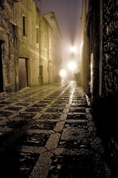 Streets of Erice, Sicily | Italy (by nodeworx)