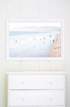 Pastel California Dreams Extra Large Ocean Photography