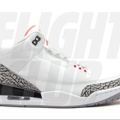 9040e6b649355d Jordan  3 s - one of the best looking shoes out there. Jordan Retro 3