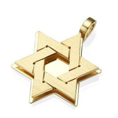Gold Jewish Pendants & Necklaces, Gold Jewelry from Israel | Judaica Web Store