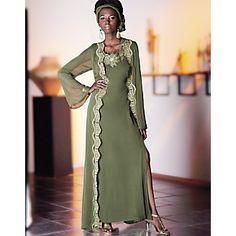 Reyna Jacket Dress from ASHRO