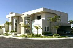 Fachadas de casas de esquina - veja modelos modernos e dicas! - DecorSalteado
