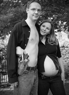 50 awkward pregnancy portraits... For our future maternity photos.