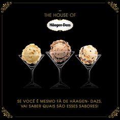 Descubra quais são esses três sabores. http://on.fb.me/1o37HAg  #houseofhaagendazs #icecream #sorvete