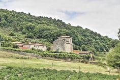 San Miguel de Eiré - O Mosteiro, Concello de Pantón, provincia de Lugo