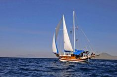 An enchanting cruise of the outer Greek isles - A week on a gulet, or Turkish sailboat, means pampering and the freedom to do whatever you want, away from tourist centers.