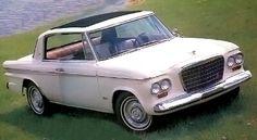 1963 Studebaker Lark Daytona Skytop
