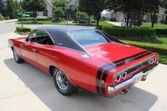1968 Dodge Charger. #MoparMuscle