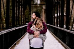 calgary maternity photographers | winter maternity session | canadian rockies photographer LOVE this entire session!!