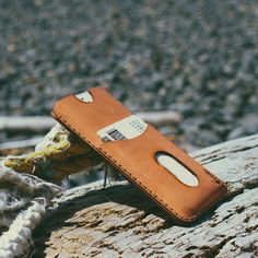 iPhone Wallet | Black Anchor Workshop
