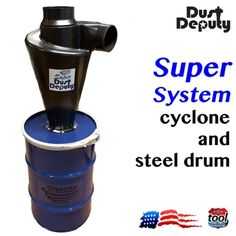 Oneida Dust Deputy Cyclone Super Dust Deputy In 2019