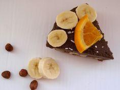 RAW 'NUTELLA' MOUSSE CAKE #glutenfree #grainfree #paleo