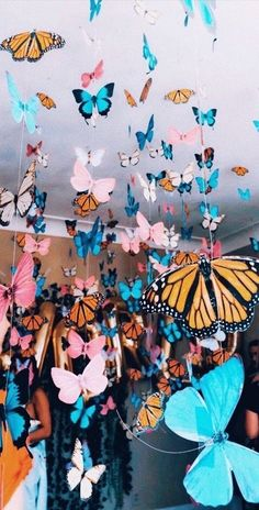 See more of sophiehagen's VSCO. Iphone Background Wallpaper, Butterfly Wallpaper, Aesthetic Iphone Wallpaper, Aesthetic Wallpapers, Butterfly Room, Animal Wallpaper, Blue Butterfly, Collage Mural, Photo Wall Collage