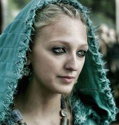 Torvi is second in command of Lagertha's Kattegat