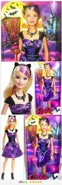 Barbie Moonlight Halloween Doll USA Seller #ebay http://stores.ebay.com/JEWELRY-AND-GIFTS-BY-ALICE-AND-ANN