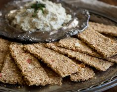 Raw Bruschetta Crackers @Rawmazing.com