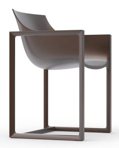 Wall Street Chair Eugeni Quitllet Curves BUM BUM Furniture Collection for Vondom