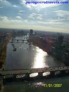 Soleado dia en el Tamesis London Eye #londres http://www.pacoyverotravels.com/2013/10/london-eye.html