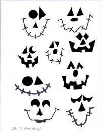 halloween deko basteln Lg Jack O Lantern Faces Halloween Wood Crafts, Halloween Rocks, Holidays Halloween, Fall Crafts, Halloween Pumpkins, Halloween Crafts, Holiday Crafts, Happy Halloween, Halloween Decorations