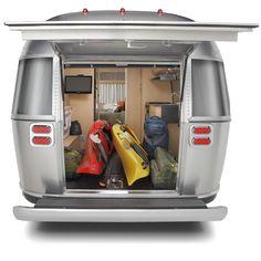Eddie Bauer Airstream - hatch