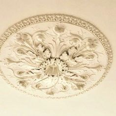 Plaster Ceiling Rose and installation services done us.   Find out more at www.victoriancornice.co.uk