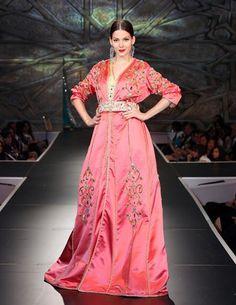 Pink caftan Moroccan Caftan, Photo And Video, Pink, Dresses, Fashion, Caftan Marocain, Vestidos, Moda, Fashion Styles