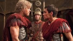 Spartacus: War Of The Damned – Christian Antidormi Interview