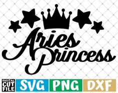 aries prince zodiac astrology svg dxf file instant download silhouette cameo cricut clip art commercial use