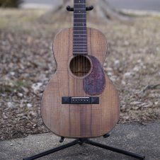 Vintage 1934 Martin 0-18k Pre-War Koa parlor guitar - RARE - 12 Fret Beauty