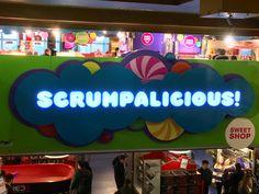 """Scrumpalicious"" Hamleys, Regent Street, London - February 2017"