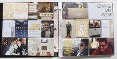 Katie Vanderford | Project Life Week 1