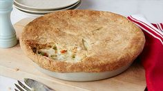 Get this all-star, easy-to-follow Chicken Pot Pie recipe from Ree Drummond