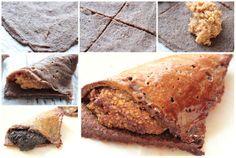 #foodhack Lněné šátečky Banana Bread, Paleo, Desserts, Food, Tailgate Desserts, Deserts, Essen, Dessert, Yemek