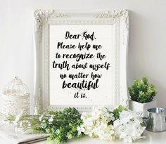 Beautiful Prayer Fine Art Print  Spiritual Art Gift  by Exaltation