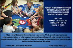 COMPROMISSO CONSCIENTE: Por que as crianças francesas não têm Deficit de A...