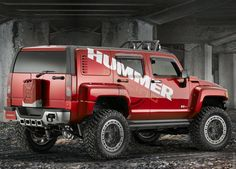 2007 Hummer H3R Off Road Concept
