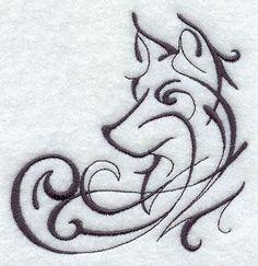 Inky Wolf Corner: