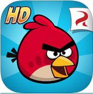Angry Birds HD para iPad se Actualiza con 15 Nuevos Niveles