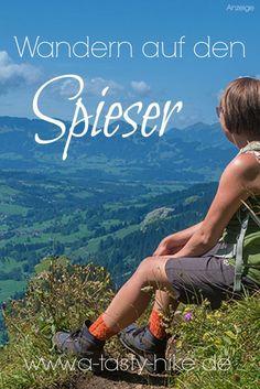 Tolle Wanderung bei Oberjoch im Allgäu rauf auf den Spiesser!  #wandern #allgäu