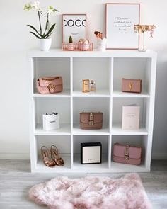 Ikea Kallax Hacks 1 Regal 3 Styles Interior Inspo Ikea Kallax Hacks 1 Regal 3 Styles Interior Inspo The post Ikea Kallax Hacks 1 Regal 3 Styles Interior Inspo appeared first on Schlafzimmer ideen. Pastel Decor, Ikea Kallax Hack, Kallax Shelf, Estilo Interior, Woman Bedroom, Girls Bedroom, Bedroom Beach, Diy Bedroom, Bedroom Furniture