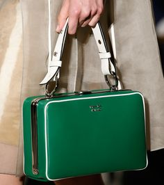 Prada Maintains a Strong Trajectory with Its Spring 2016 Runway Bags