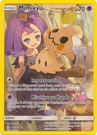 Mimikyu (Secret) - SM - Cosmic Eclipse, Pokemon - Online Gaming Store for Cards, Miniatures, Singles, Packs & Booster Boxes