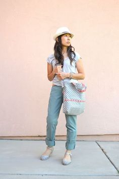 Tea Rose Home: ModeS Fabric Review ~ Reversable Tote/Crossbody Bag Tutorial