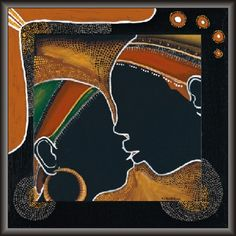IMAGES OF GIGANTIC AFRICAN BLACK ART AND PAINTINGS - Yahoo! Search Results