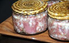 """Przepis na kiełbasę słoikową -  """"sekretna z lubczykiem""""  image 3 Mason Jars, Food, Canning, Essen, Mason Jar, Meals, Yemek, Eten, Glass Jars"""