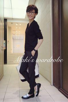Maki's wardrobe&アフタヌーンtea の画像 田丸麻紀オフィシャルブログ Powered by Ameba