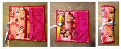 Porta biju para viagem | jewerly case for travel