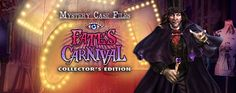 Madame Fate returns… from the dead in Mystery Case Files: Fate's Carnival, the tenth entry in the intriguing Mystery Case Files series! #mysterycasefiles, #FatesCarnival