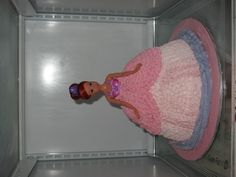 CakeSide - Ariel Cake submitted by Cathy Landall on www.cakeside.com!